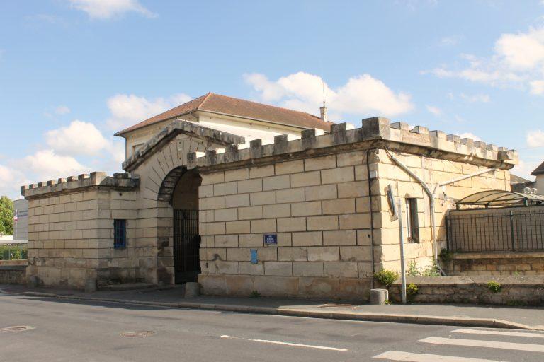 A Caen la  maison d'arrêt, première Prison Imagine