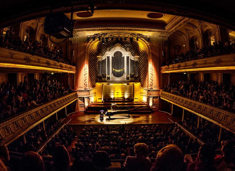 Le pianiste Tristan Pfaff nous offre un récital