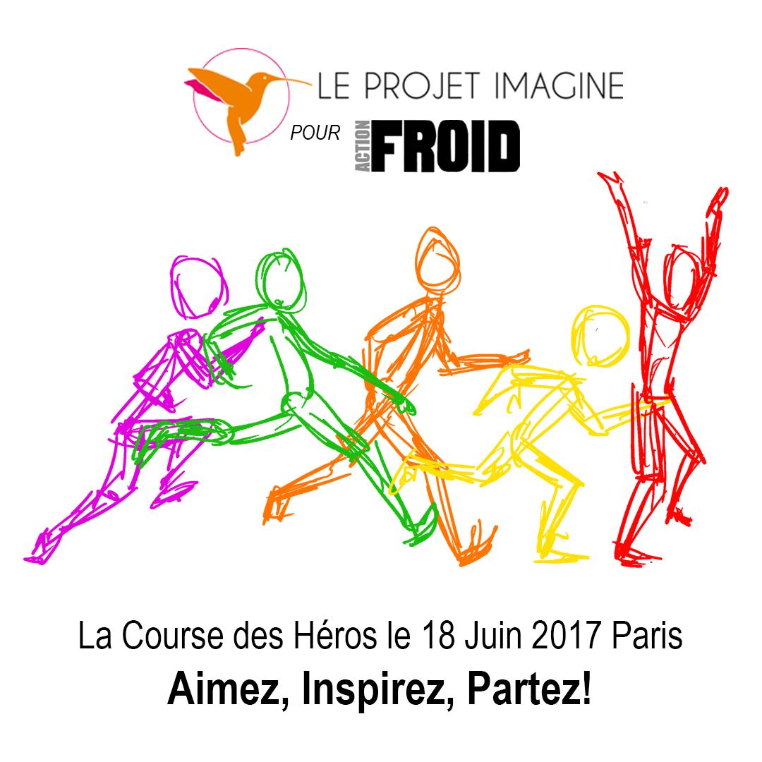 Courez pour LPI et Action Froid !
