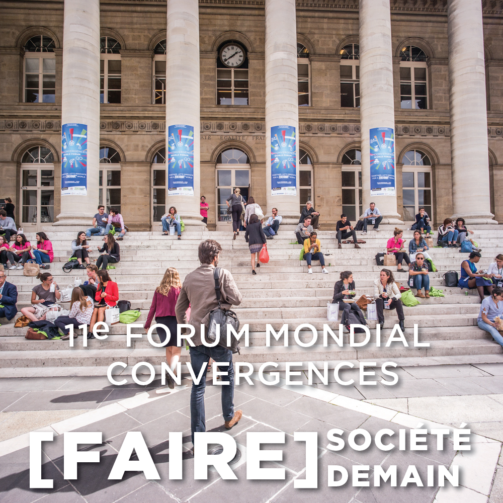 RDV au Forum Convergences