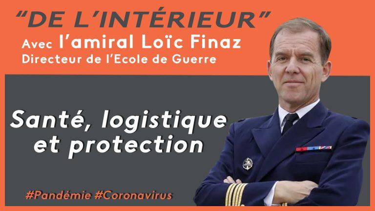 Coronavirus : sommes-nous en guerre ? De L'intérieur – Loïc Finaz