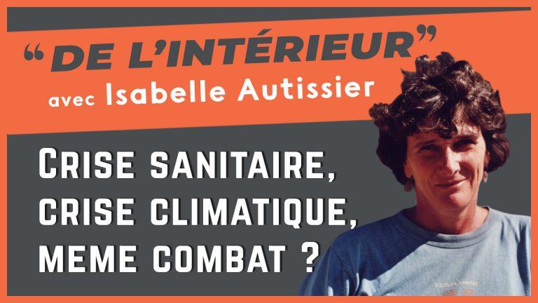 Prenons le large avec Isabelle Autissier !