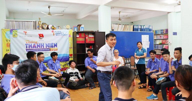 Programme Ecoles Imagine au Vietnam : séance 6 – Les migrations