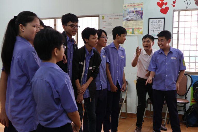 Programme Écoles Imagine au Vietnam – séance 4 (Nhan Dao) – Les inégalités femmes-hommes