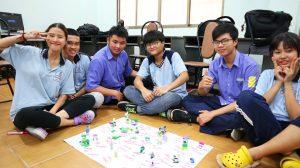 Programme Ecoles Imagine au Vietnam : séance 7 – La ville durable