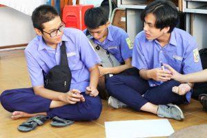 Imagine Schools program in Vietnam: Session 1