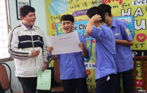 "Le Projet Imagine is rolling out its ""Imagine Schools"" program in Vietnam, in partnership with Planète Enfants & Développement"