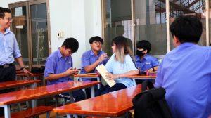 Programme Ecoles Imagine au Vietnam : séance 5 (Hung Vuong) – Les migrations