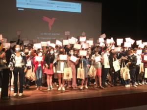 Les jeunes engagés en faveur d'un monde plus juste et durable